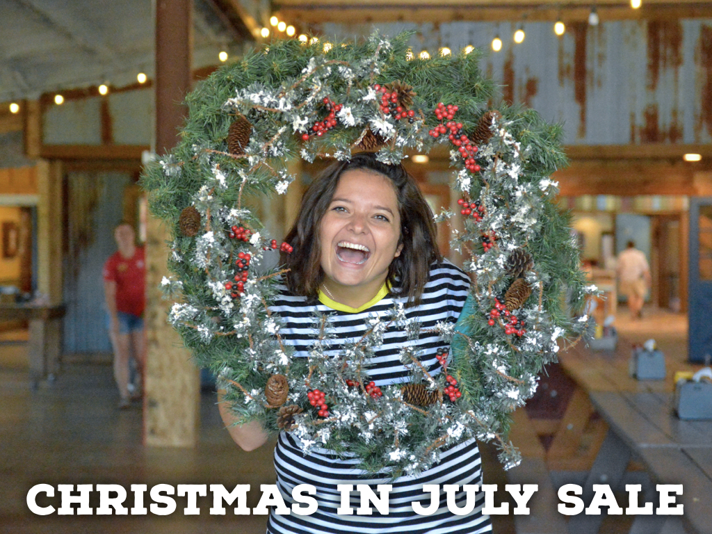 Christmas In July Sale - LOT.com.001
